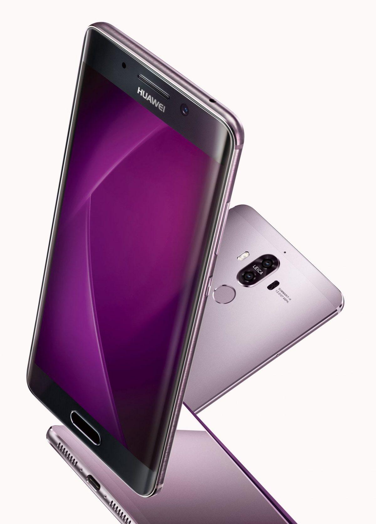 Das Huawei Mate 9 und Mate 9 Pro zeigen sich auf Bildern 2