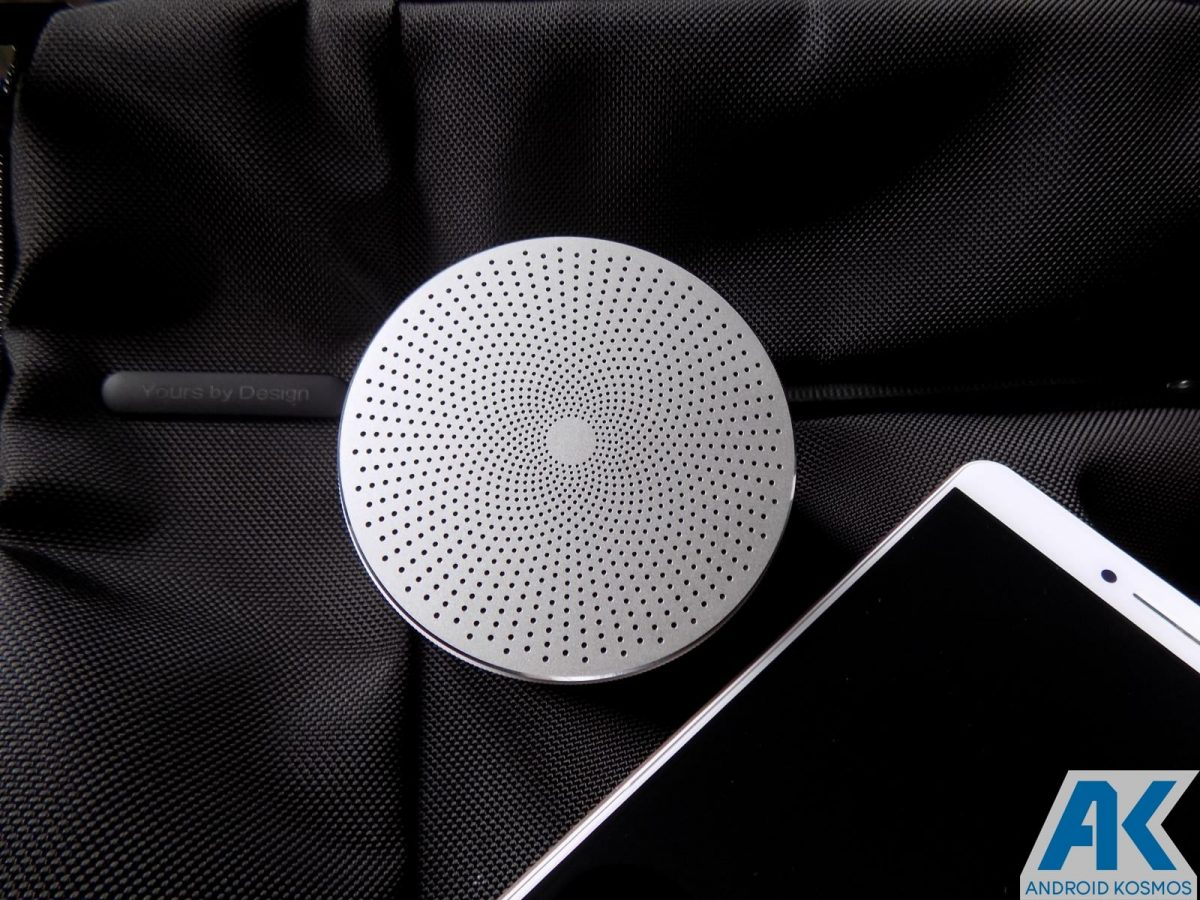 Test / Review Xiaomi Mi Bluetooth Speaker Youth Edition 1