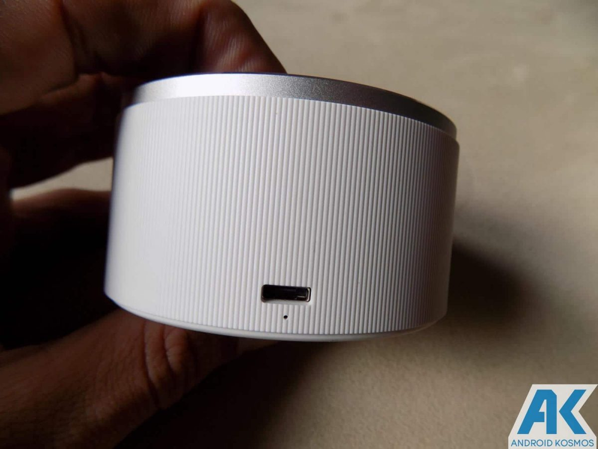 AndroidKosmos | Test / Review Xiaomi Mi Bluetooth Speaker Youth Edition 8