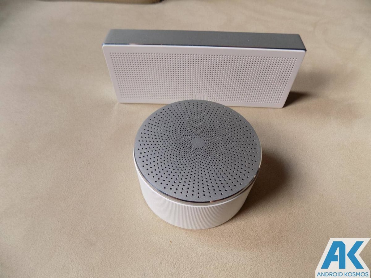 AndroidKosmos | Test / Review Xiaomi Mi Bluetooth Speaker Youth Edition 13