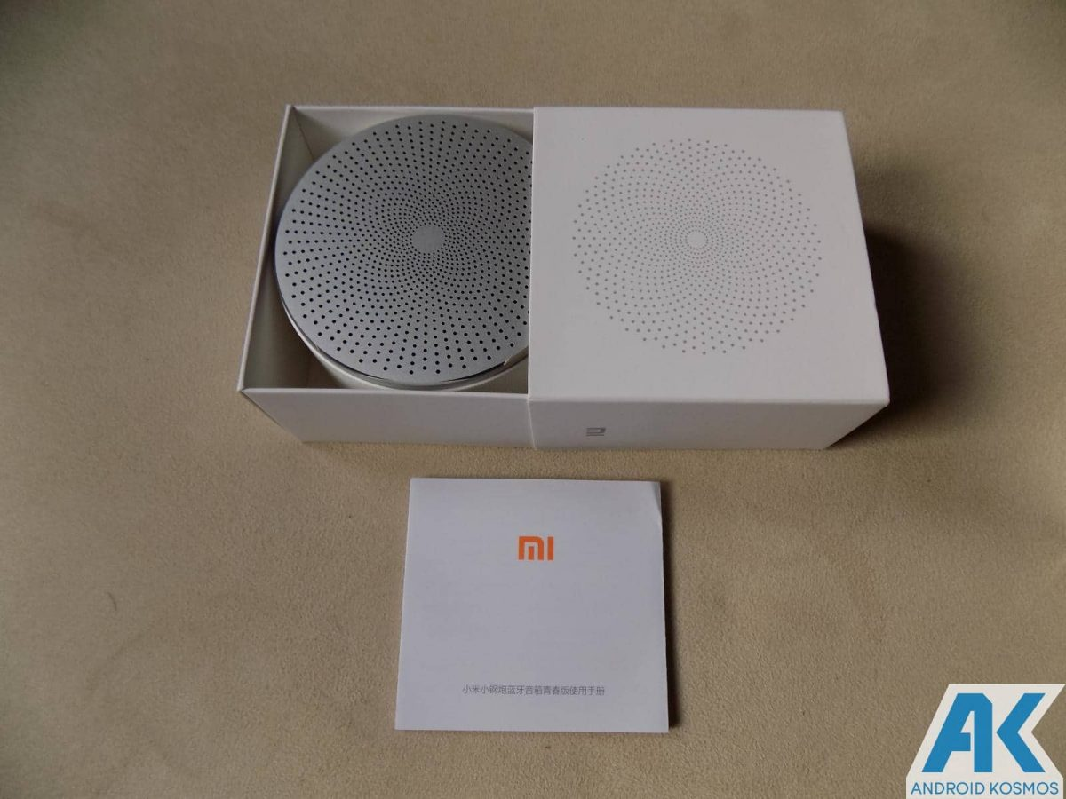 AndroidKosmos | Test / Review Xiaomi Mi Bluetooth Speaker Youth Edition 4