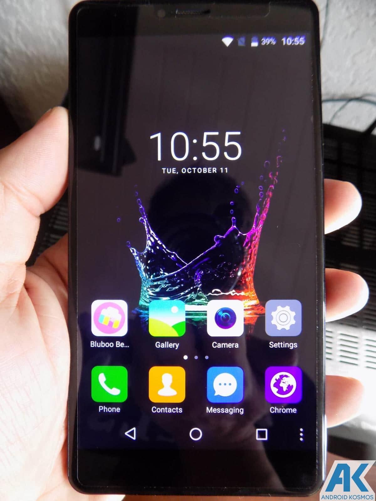 AndroidKosmos | Test/Review: Bluboo Maya Max - is bigger better? - Chinesisches 6 Zoll Phablet für Einsteiger im Test 9