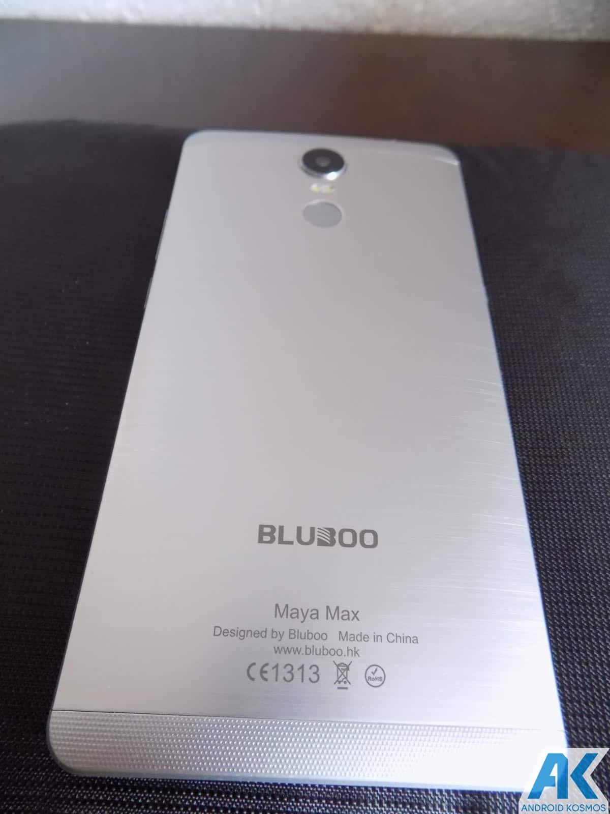 AndroidKosmos | Test/Review: Bluboo Maya Max - is bigger better? - Chinesisches 6 Zoll Phablet für Einsteiger im Test 2