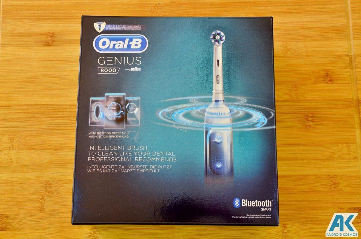 AndroidKosmos | Test / Review: Oral B Genius 8000 - eine appgesteuerte elektronische Zahnbürste 3