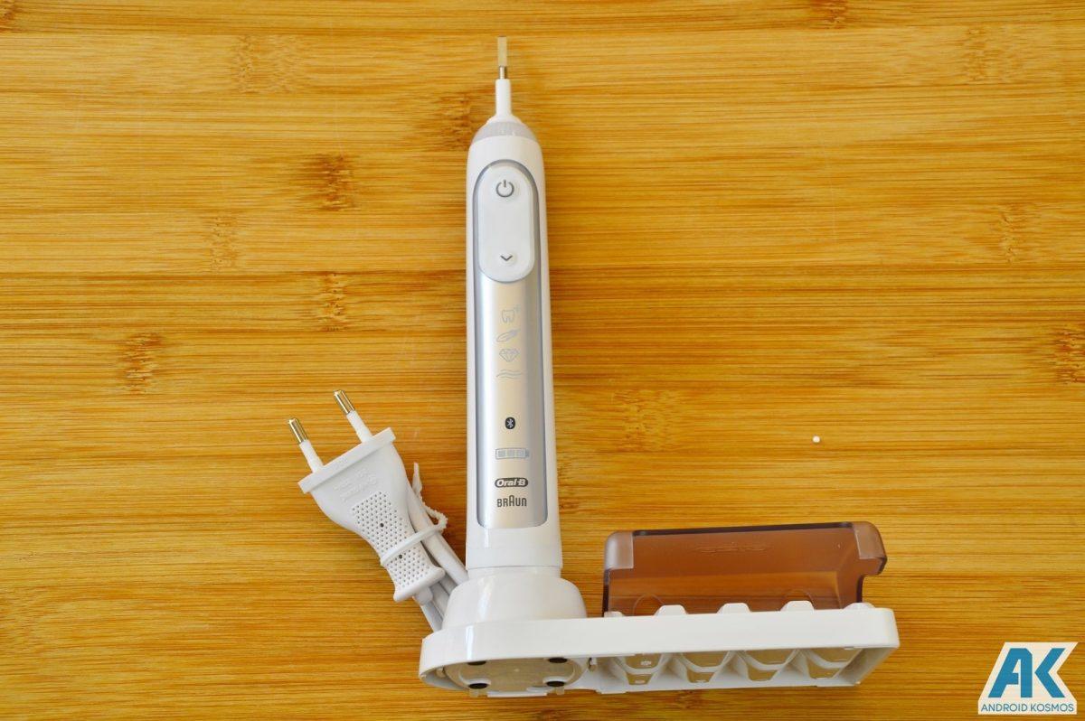 AndroidKosmos | Test / Review: Oral B Genius 8000 - eine appgesteuerte elektronische Zahnbürste 10
