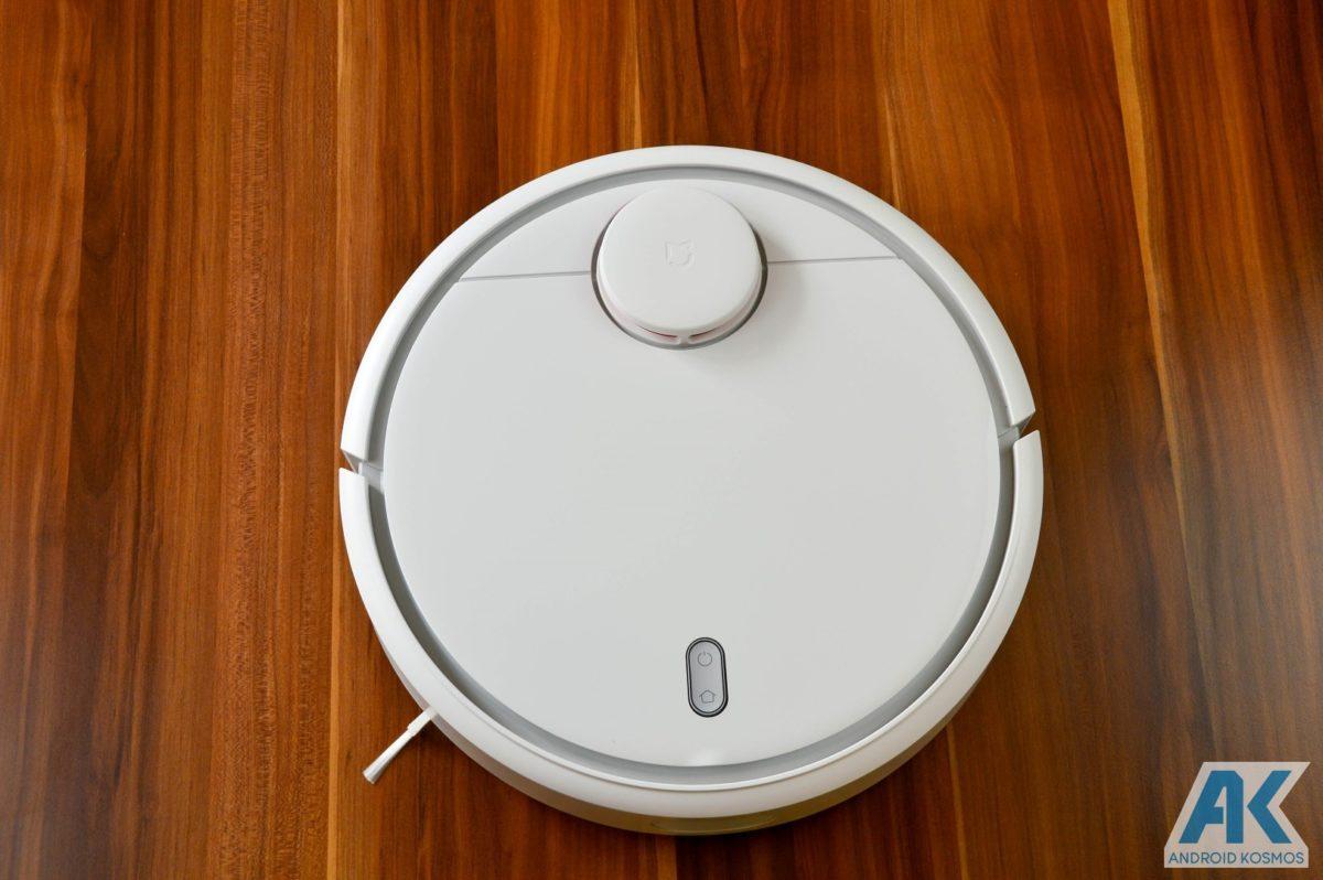AndroidKosmos | Test / Review: Xiaomi Mi Robot Vacuum - lehn Dich zurück mit dem Saugroboter aus Fernost 25