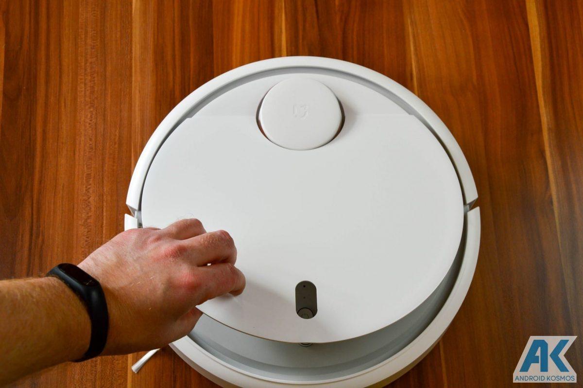 AndroidKosmos | Test / Review: Xiaomi Mi Robot Vacuum - lehn Dich zurück mit dem Saugroboter aus Fernost 27
