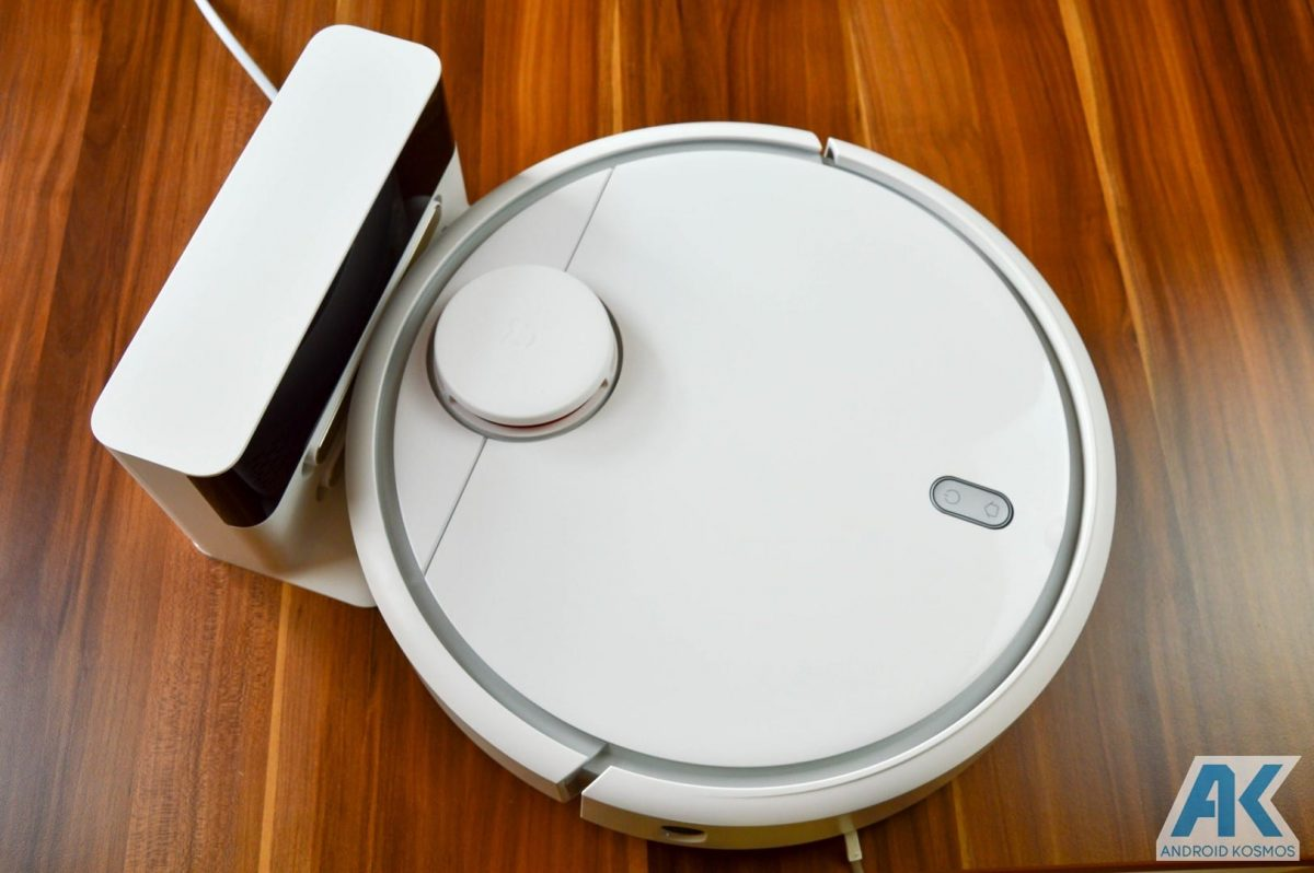 AndroidKosmos | Test / Review: Xiaomi Mi Robot Vacuum - lehn Dich zurück mit dem Saugroboter aus Fernost 34