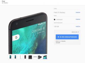 Google Pixel 128GB 300x223