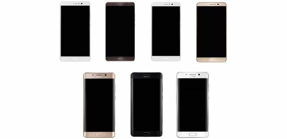 Huawei Mate 9: erste Fotos, Preise und technische Daten geleakt 1