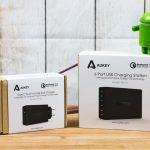 AndroidKosmos | Test/Review : Zweimal Aukey-Power auf Dauer 15