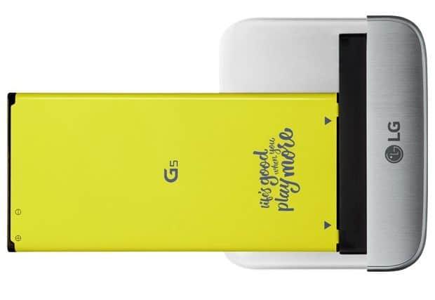 LG G6 soll wieder ohne Module erscheinen