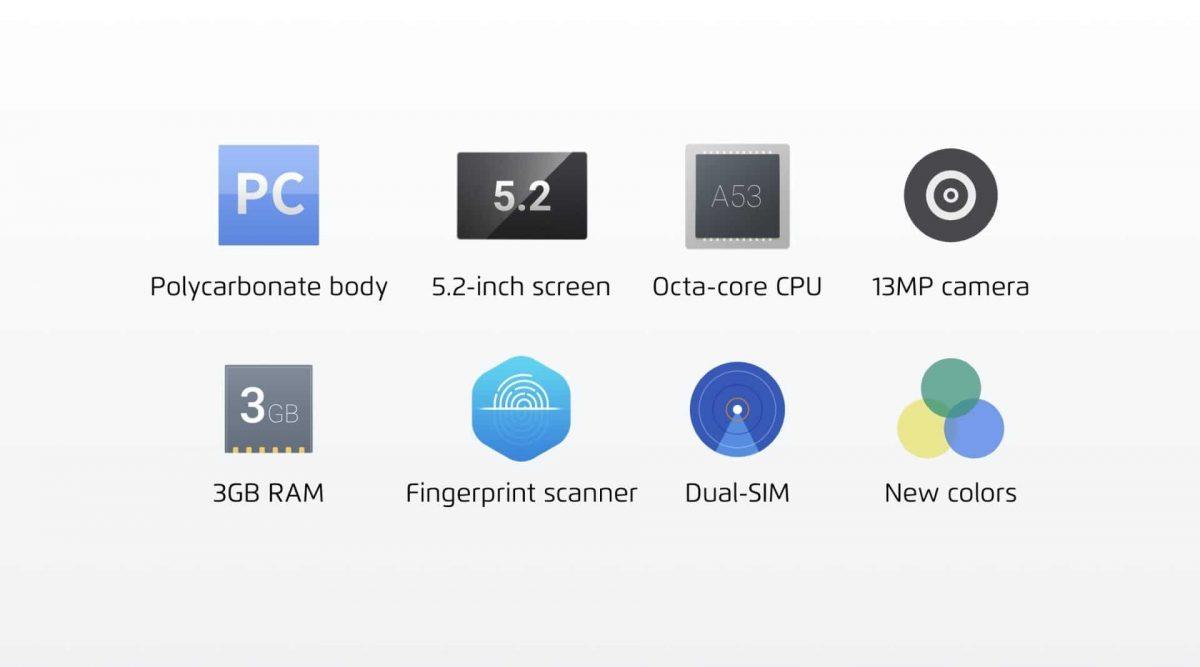 Meizu M5: Einsteiger-Smartphone für unter 100€ vorgestellt 2