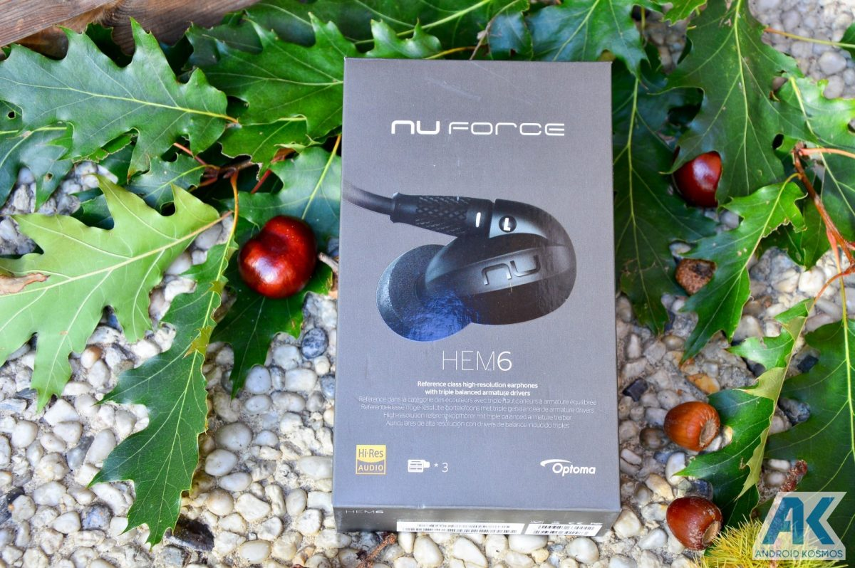 Test / Review: NuForce HEM6 - High-Resolution Premium In-Ear Kopfhörer 3