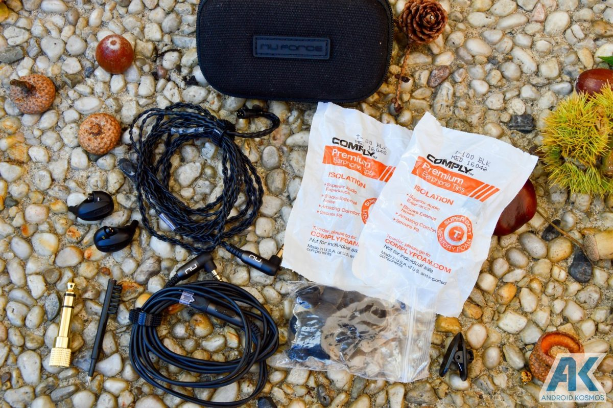 Test / Review: NuForce HEM6 - High-Resolution Premium In-Ear Kopfhörer 10