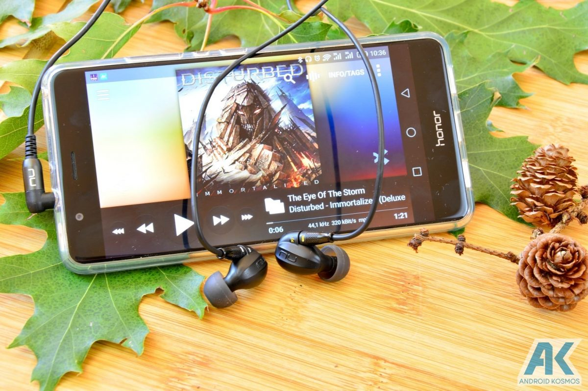 Test / Review: NuForce HEM6 - High-Resolution Premium In-Ear Kopfhörer | AndroidKosmos image 23