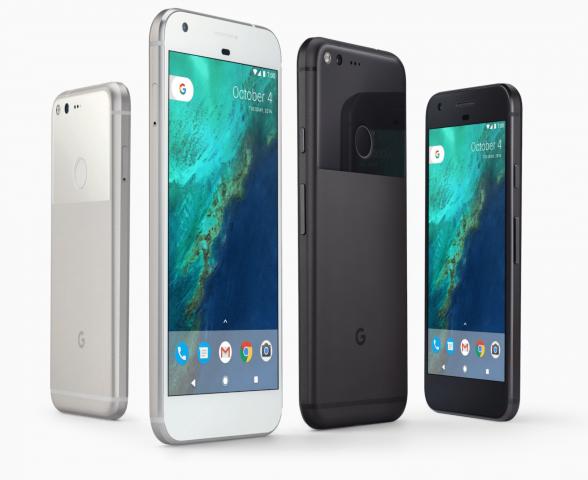 Pixel und Pixel XL - Google präsentiert die neue Android-Referenz 4