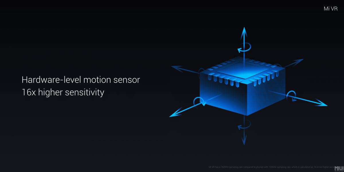 Xiaomi stellt neue Virtual Realtiy Mi VR Brille mit eigenen Sensoren 8