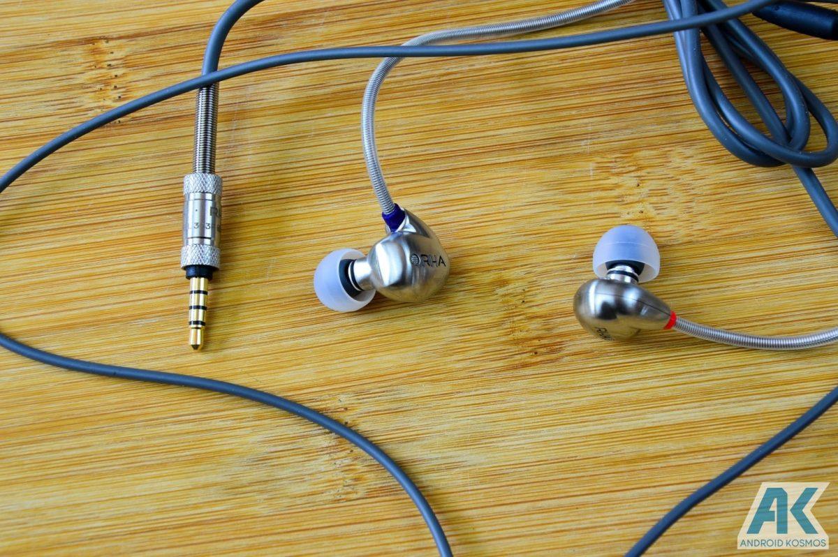 Test / Review: RHA T10i - In-Ear Kopfhörer mit austauschbaren Tuning-Filtern | AndroidKosmos image 26