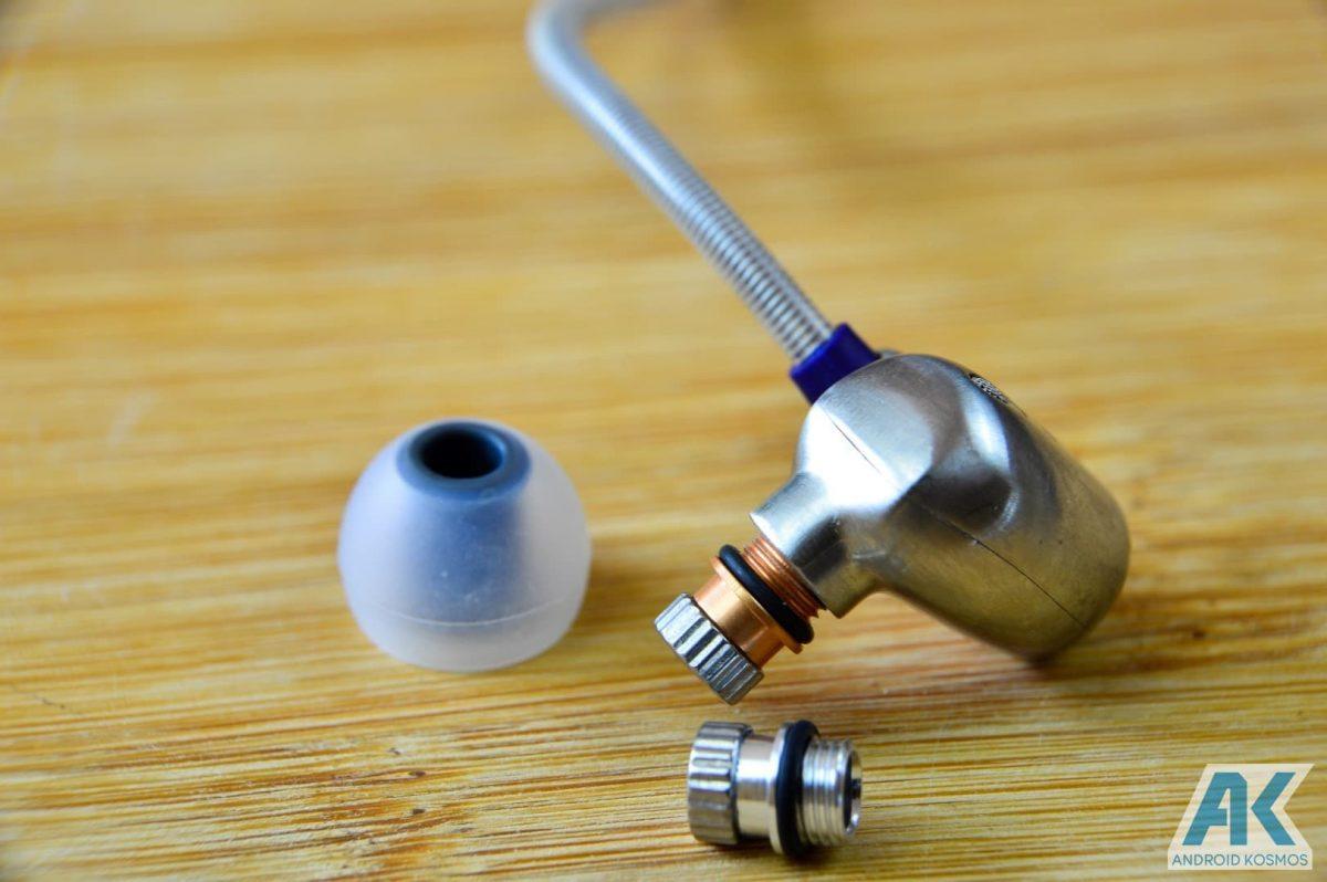 Test / Review: RHA T10i - In-Ear Kopfhörer mit austauschbaren Tuning-Filtern 12