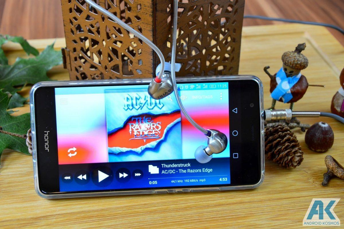 Test / Review: RHA T10i - In-Ear Kopfhörer mit austauschbaren Tuning-Filtern | AndroidKosmos image 24