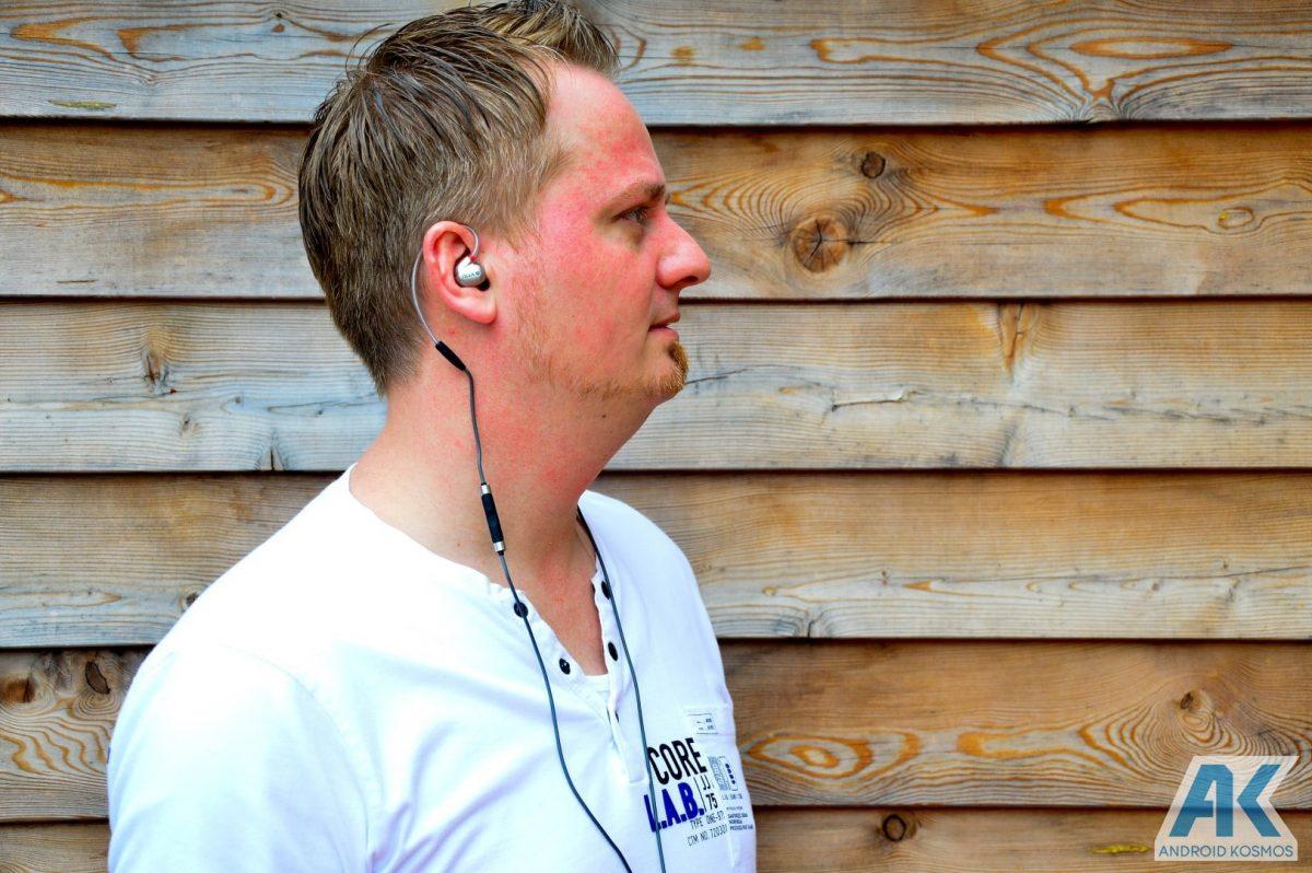 Test / Review: RHA T10i - In-Ear Kopfhörer mit austauschbaren Tuning-Filtern 21