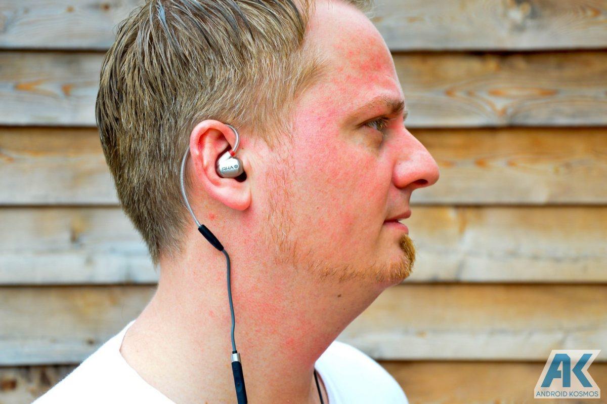 Test / Review: RHA T10i - In-Ear Kopfhörer mit austauschbaren Tuning-Filtern 22