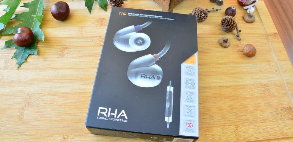 Test / Review: RHA T10i - In-Ear Kopfhörer mit austauschbaren Tuning-Filtern 27