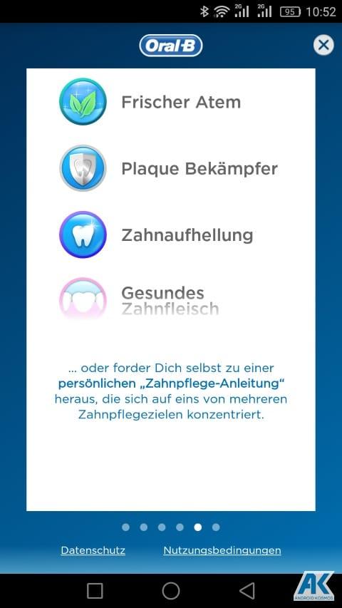 AndroidKosmos | Test / Review: Oral B Genius 8000 - eine appgesteuerte elektronische Zahnbürste 34