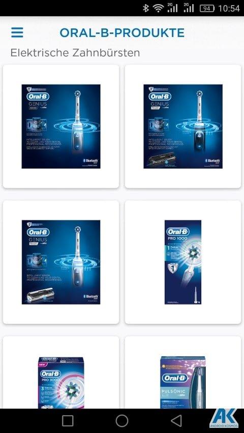 AndroidKosmos | Test / Review: Oral B Genius 8000 - eine appgesteuerte elektronische Zahnbürste 48