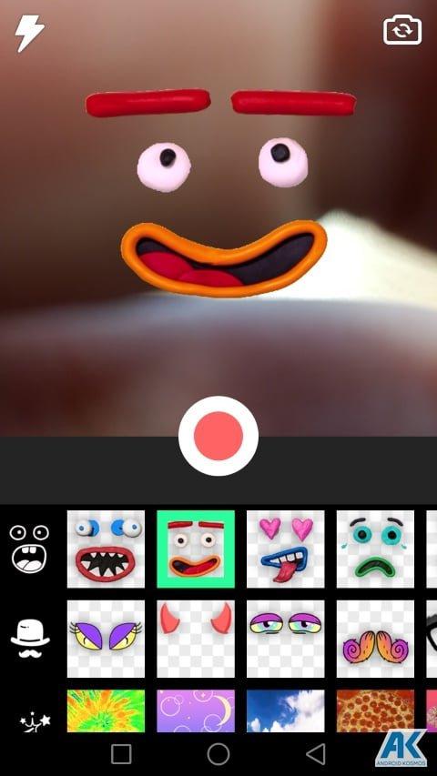 AndroidKosmos | Giphy.com veröffentlich eigene GIF-Kamera App 5