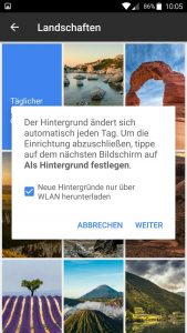 AndroidKosmos | Ein bisschen Pixel-Feeling für alle Android-Geräte 10