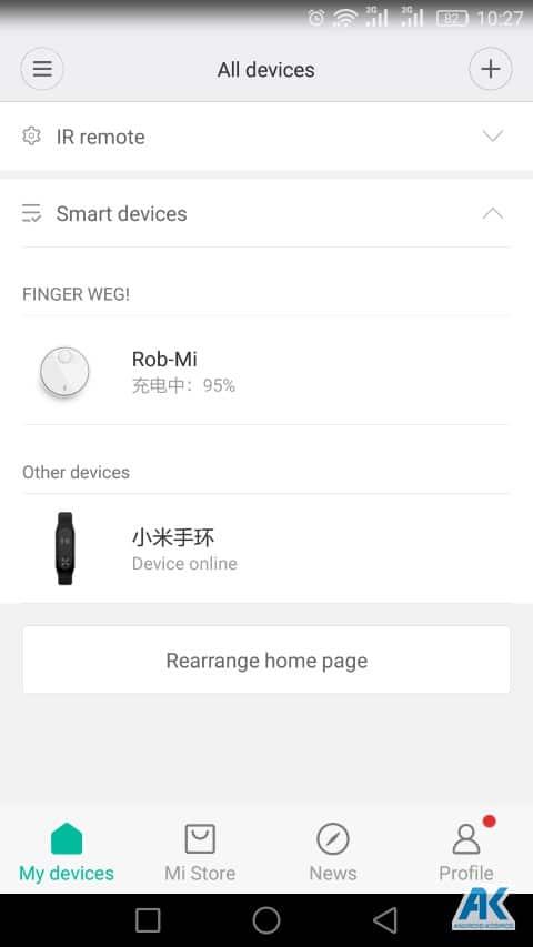 AndroidKosmos | Test / Review: Xiaomi Mi Robot Vacuum - lehn Dich zurück mit dem Saugroboter aus Fernost 45