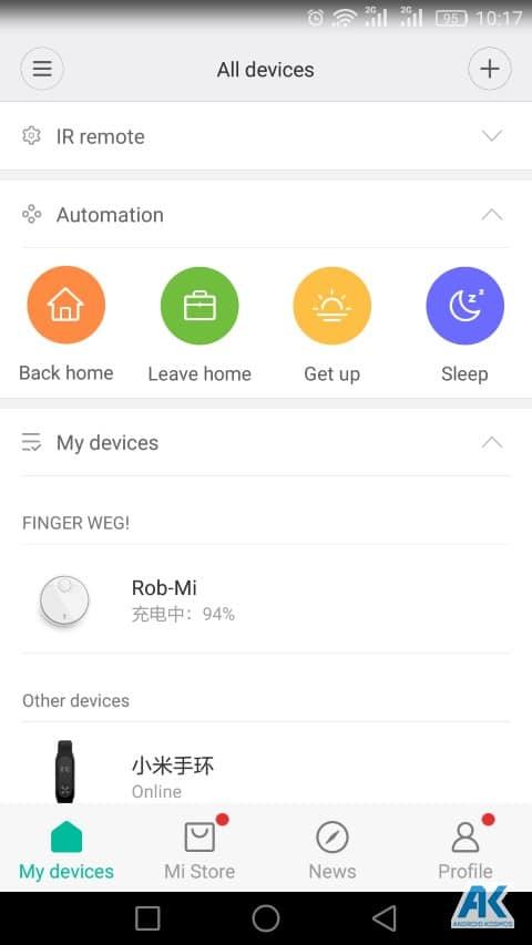 AndroidKosmos | Test / Review: Xiaomi Mi Robot Vacuum - lehn Dich zurück mit dem Saugroboter aus Fernost 42