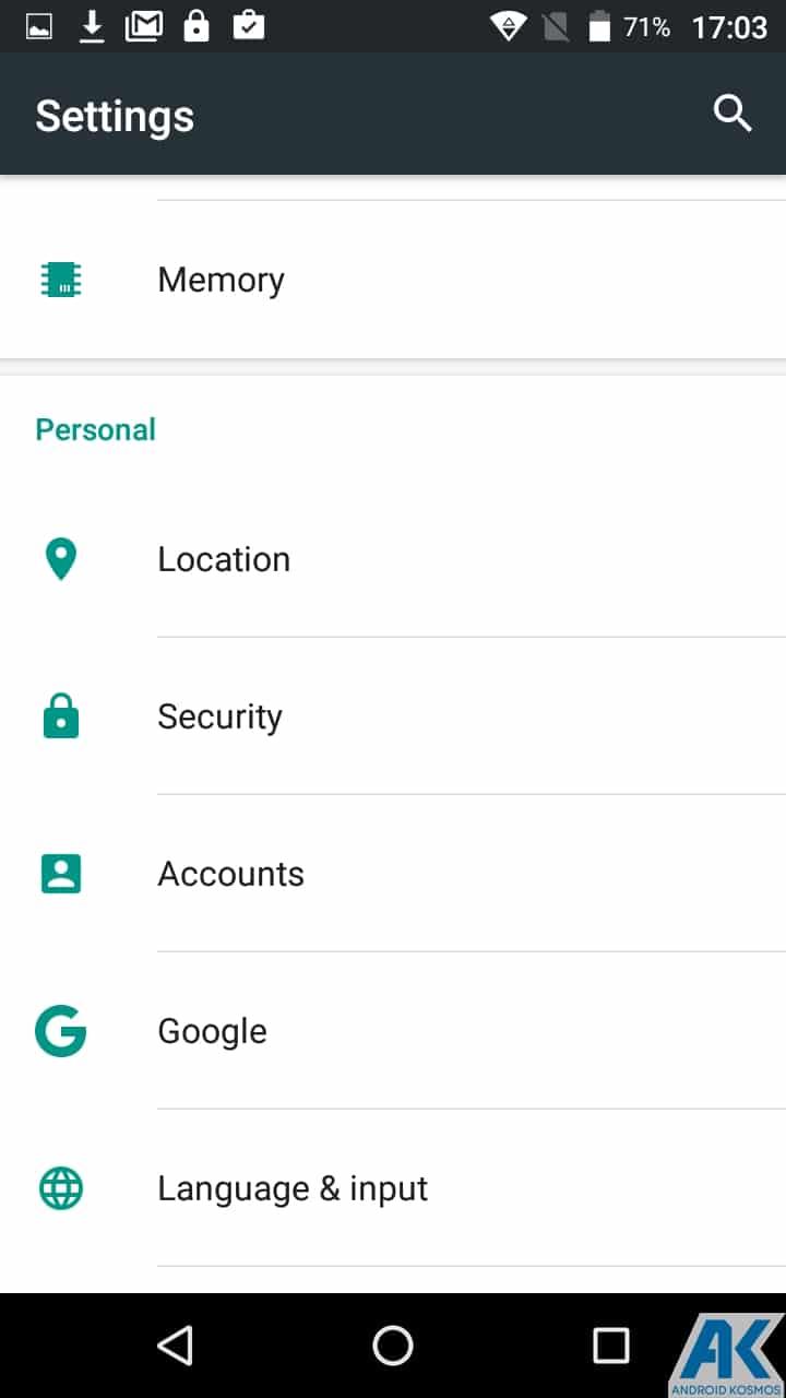 AndroidKosmos | Test/Review: Bluboo Maya Max - is bigger better? - Chinesisches 6 Zoll Phablet für Einsteiger im Test 21
