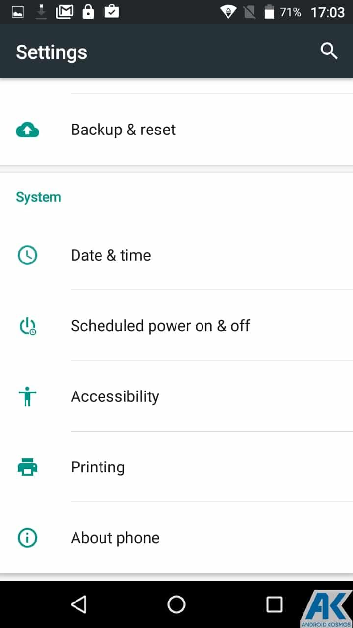AndroidKosmos | Test/Review: Bluboo Maya Max - is bigger better? - Chinesisches 6 Zoll Phablet für Einsteiger im Test 22