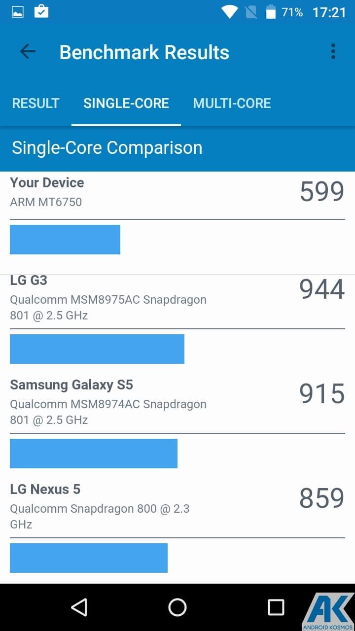 AndroidKosmos | Test/Review: Bluboo Maya Max - is bigger better? - Chinesisches 6 Zoll Phablet für Einsteiger im Test 37