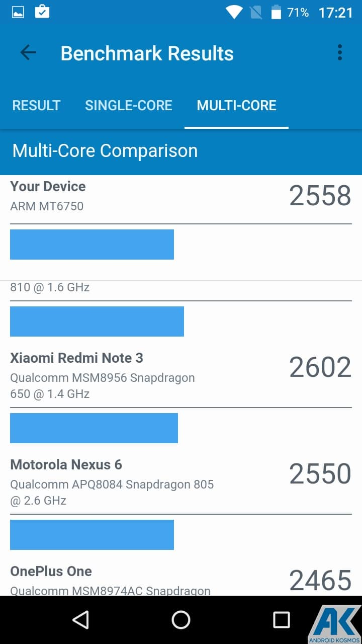 AndroidKosmos | Test/Review: Bluboo Maya Max - is bigger better? - Chinesisches 6 Zoll Phablet für Einsteiger im Test 39