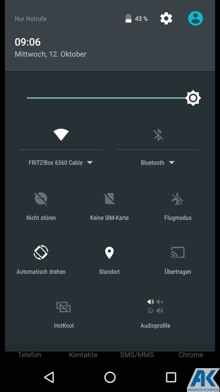 AndroidKosmos | Test/Review: Bluboo Maya Max - is bigger better? - Chinesisches 6 Zoll Phablet für Einsteiger im Test 24