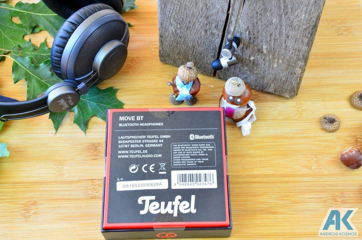 Teufel MOVE BT Test: die neuen In-Ear Bluetooth Kopfhörer 3