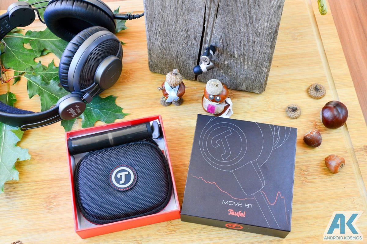 Teufel MOVE BT Test: die neuen In-Ear Bluetooth Kopfhörer 4