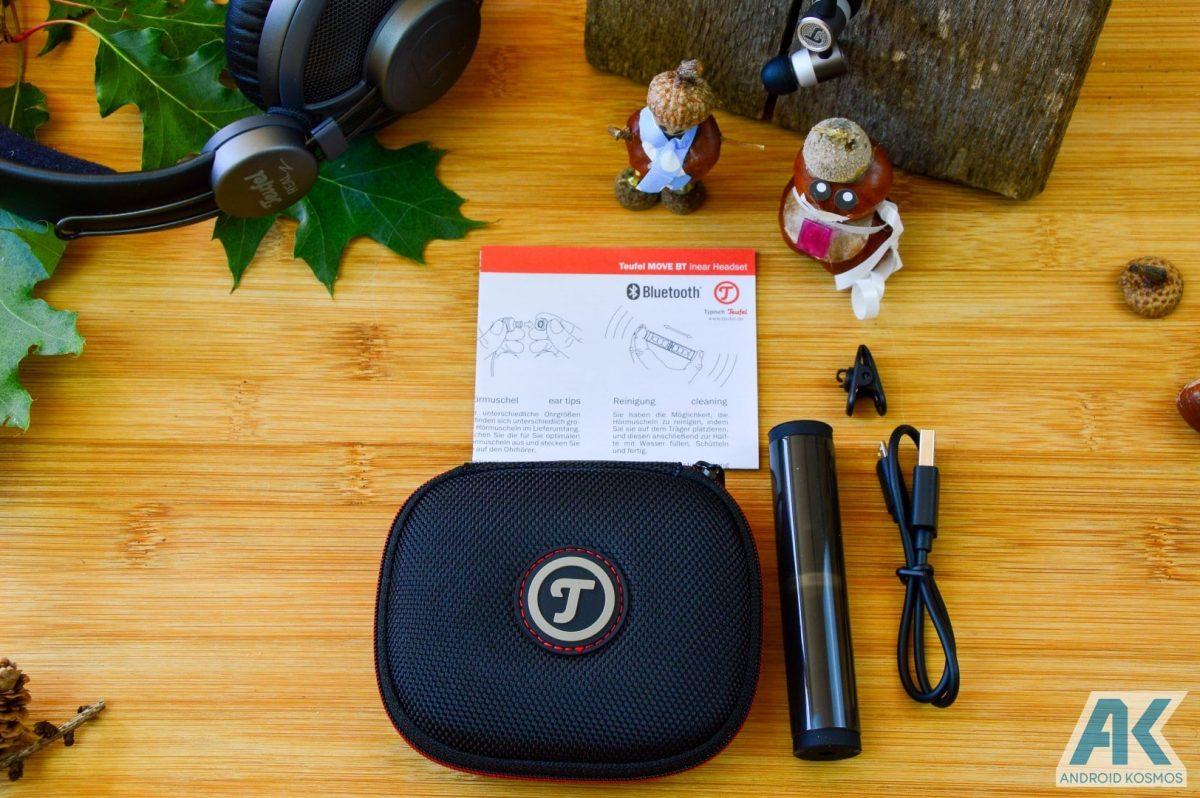 Teufel MOVE BT Test: die neuen In-Ear Bluetooth Kopfhörer 5