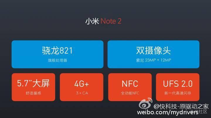Xiaomi Mi Note 2: Erste Bilder, Infos und technischen Daten zum kommenden Flaggschiff 3