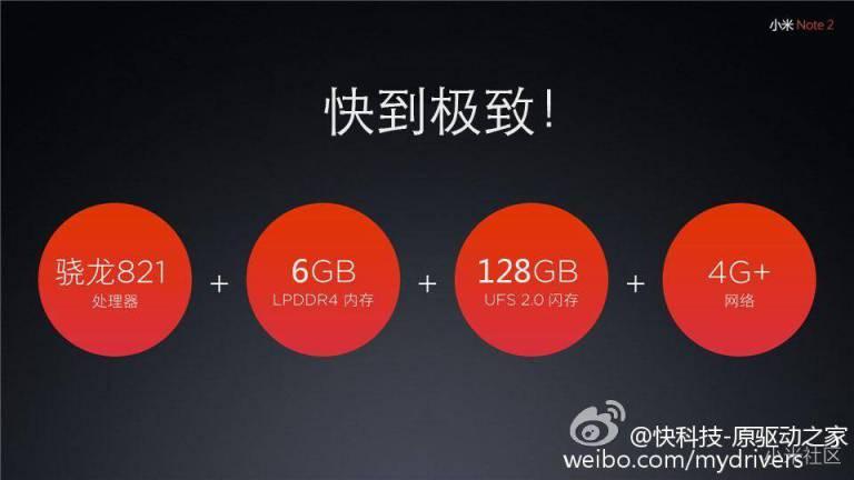 AndroidKosmos | Xiaomi Mi Note 2: Erste Bilder, Infos und technischen Daten zum kommenden Flaggschiff 4