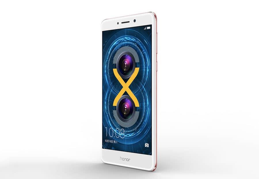 Honor 6X vorgestellt: Mittelklasse-Smartphone mit Dual-Cam 3
