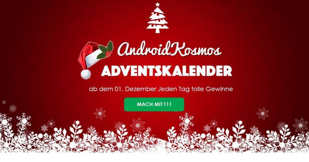 Adventskalender Gewinnspiel 2016 startet in Kürze AndroidKosmos image 2