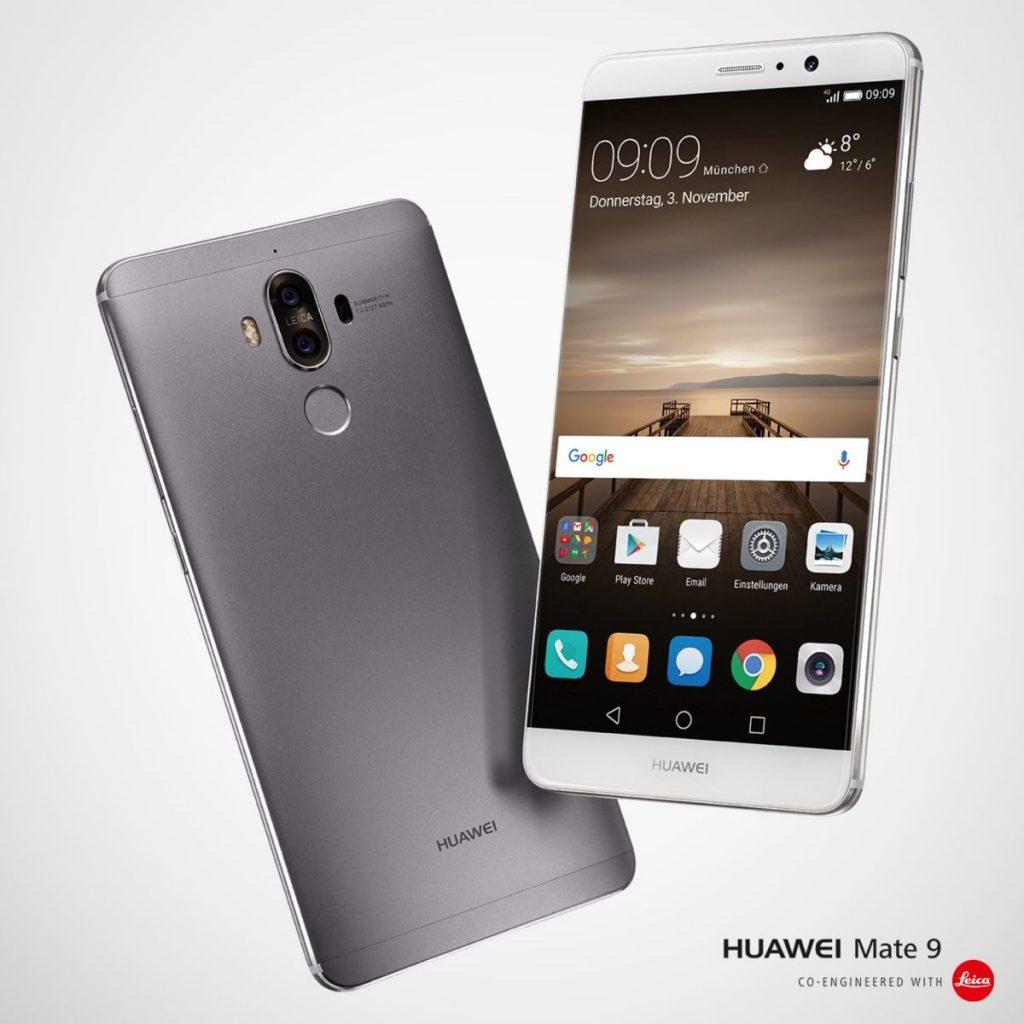 Huawei stellt das Mate 9 offiziell vor: Darf es etwas mehr sein? 5