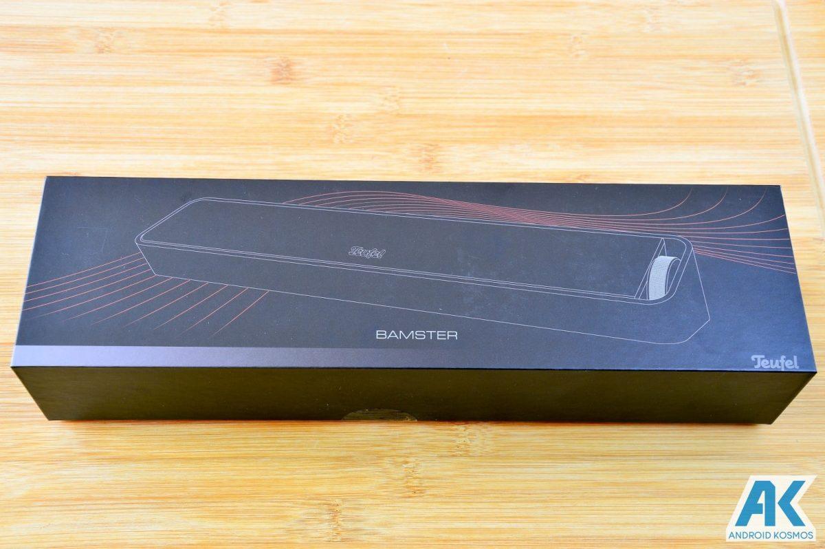 AndroidKosmos | Test / Review: Teufel Bamster- edler und robuster Bluetooth Lautsprecher 4