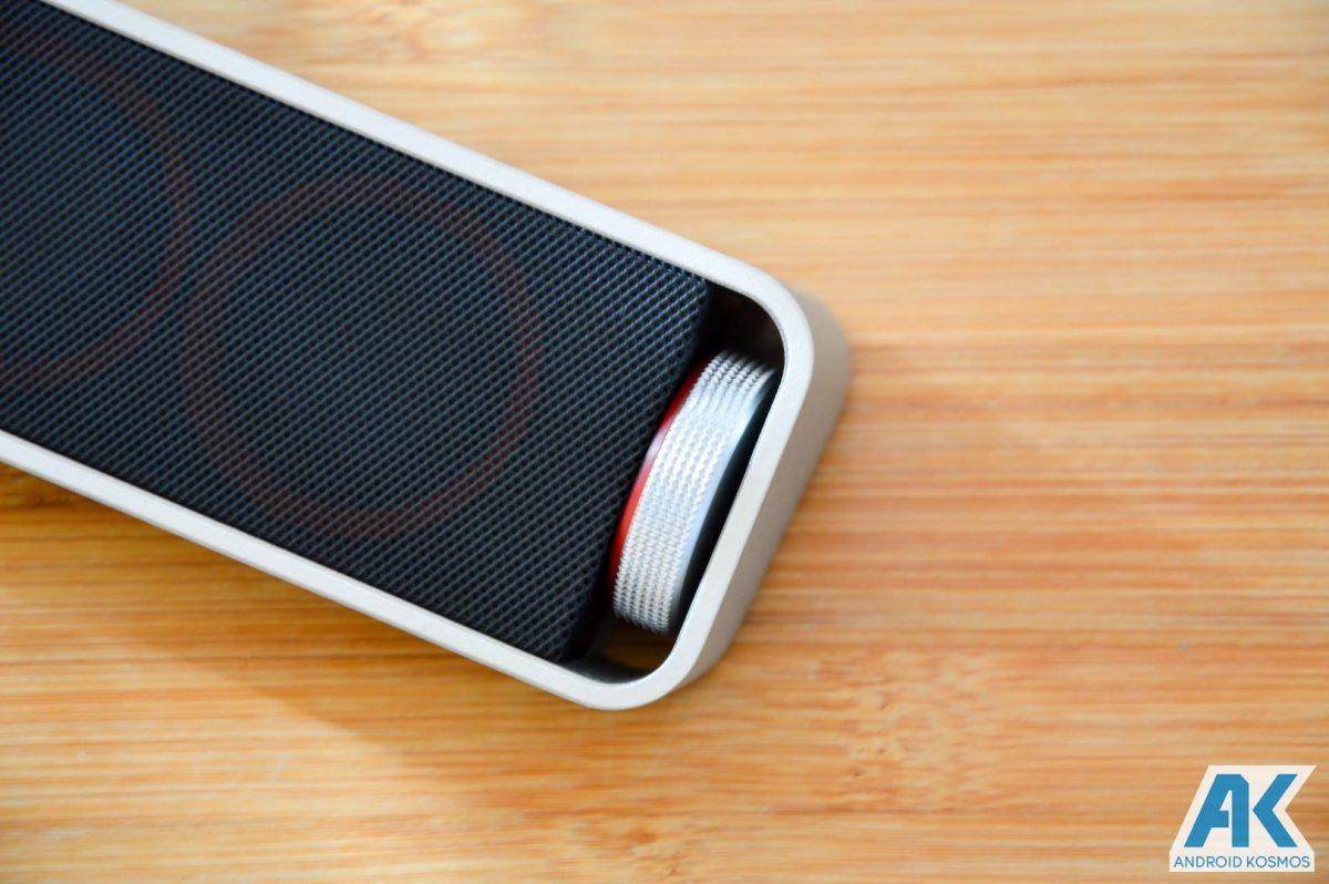 Teufel Bamster Test: edler und robuster Bluetooth Lautsprecher 18