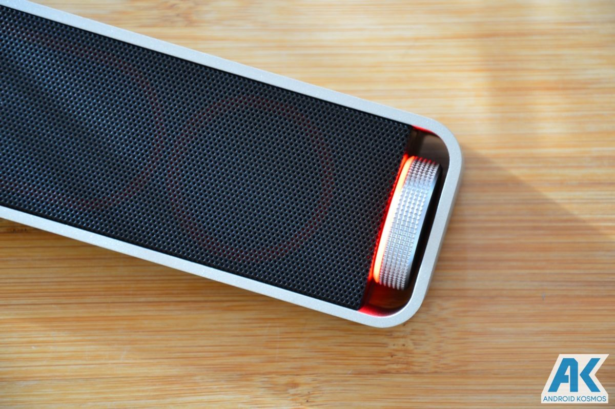 Teufel Bamster Test: edler und robuster Bluetooth Lautsprecher 21